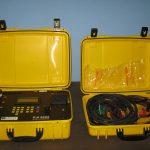 Instrument za mjerenje malih otpora – mikroommetar C.A. 6292 Chauvin Arnoux, Ispitna struja 5 – 200 A. Opseg mjerenja 0,1 µΩ - 1 Ω. Rezolucija 0,1 µΩ.