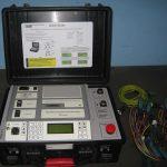 Instrument za mjerenje prenosnog odnosa transformatora TRT30A Dvpower, IBEKO Power AB