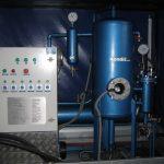 Postrojenje za filtriranje, degazaciju i dehidraciju transformatorskog ulja, Kondić doo Beograd, Maksimalni protok ulja 1000 l/h. Finalni kvalitet ulja, nakon tri prolaza: - sadržaj vlage 2-5 ppm - sadržaj gasova 0,05 % Vol.